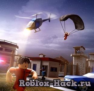Роблокс джейлбрейк roblox jailbreak
